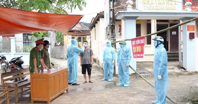 14 ca mắc mới Covid-19, thêm 4 ca lây nhiễm cộng đồng tại Hà Nam, Hà Nội - 1