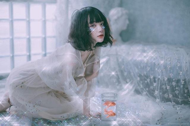 Cô gái Hà Thành đẹp lạ từ tên gọi đến nhan sắc - 2