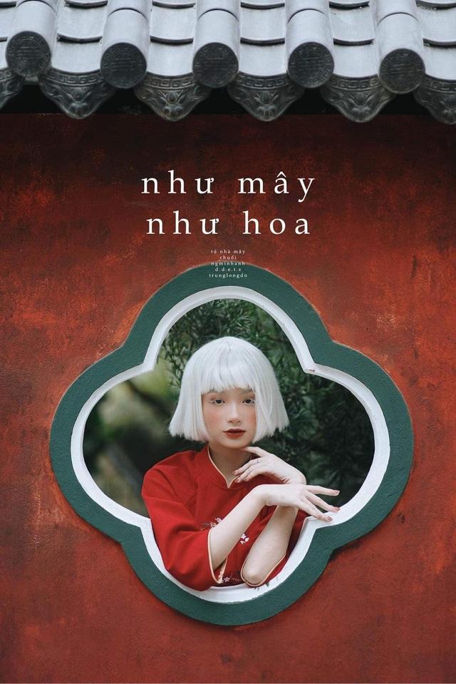 Cô gái Hà Thành đẹp lạ từ tên gọi đến nhan sắc - 7