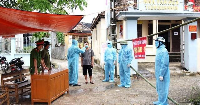 Hà Nam: Tạm đình chỉ Giám đốc Trung tâm Y tế huyện có ổ dịch Covid-19 - 2
