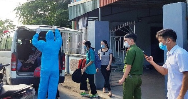 Hà Nam thêm 3 ca dương tính với SARS-CoV-2 - 1
