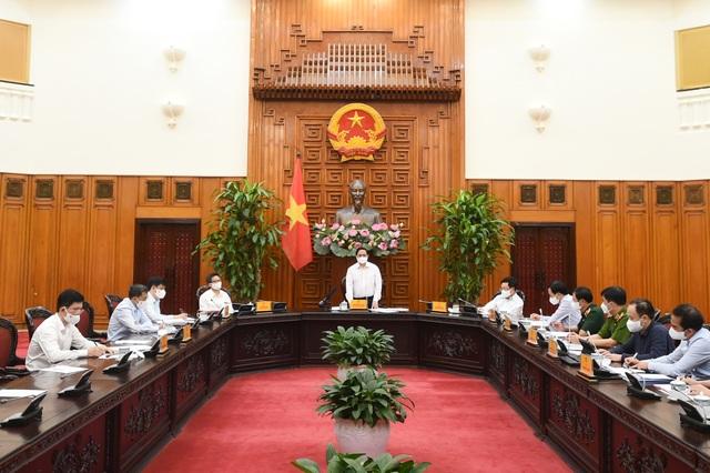Thủ tướng: Gác lại việc chưa cần thiết, nỗ lực cao phòng chống dịch - 2