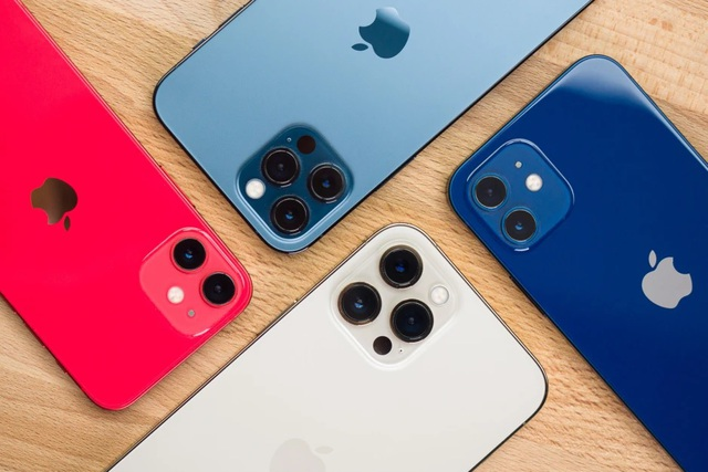 Apple hốt bạc nhờ iPhone 12 - 1