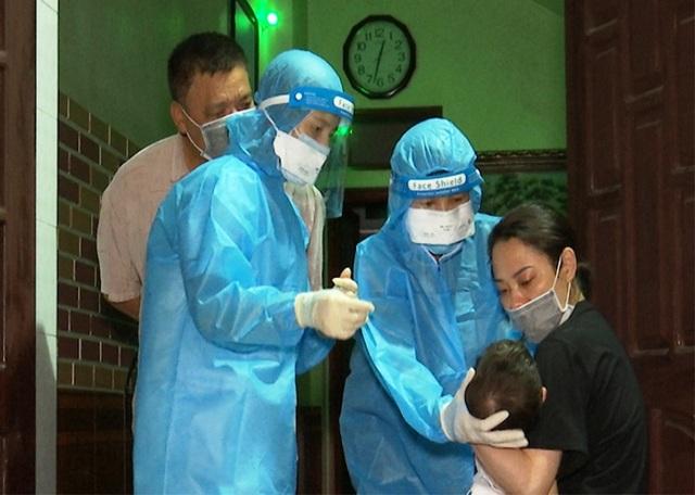 Hà Nam: Thiết lập vùng cách ly y tế 28 ngày với thôn có 5 ca mắc Covid-19 - 3