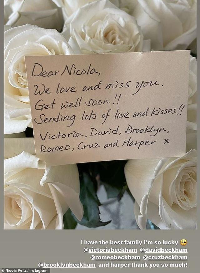 Bạn gái Brooklyn Beckham được lòng gia đình chồng tương lai - 1
