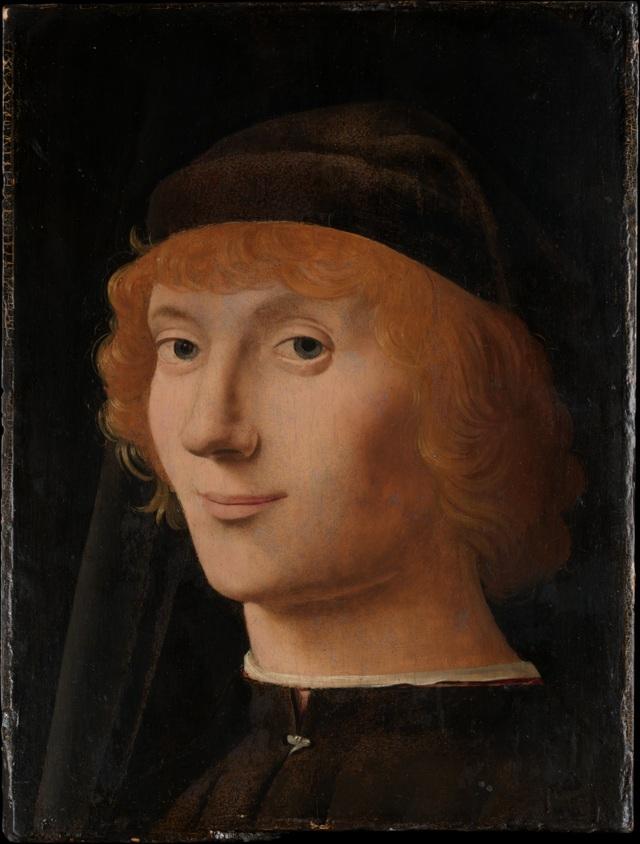 Tại sao lịch sử hội họa hiếm thấy những... nụ cười? - 1