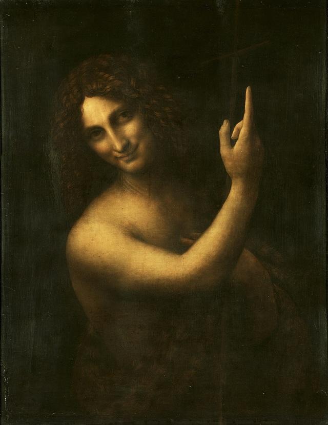 Tại sao lịch sử hội họa hiếm thấy những... nụ cười? - 3