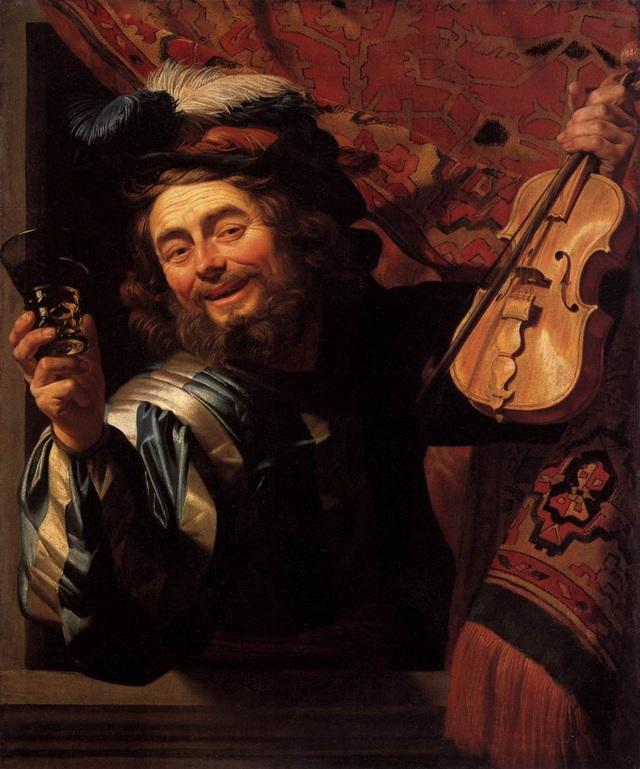 Tại sao lịch sử hội họa hiếm thấy những... nụ cười? - 4