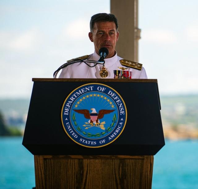 Đô đốc Mỹ hứa ngăn xung đột cường quốc ở Ấn Độ Dương-Thái Bình Dương - 1