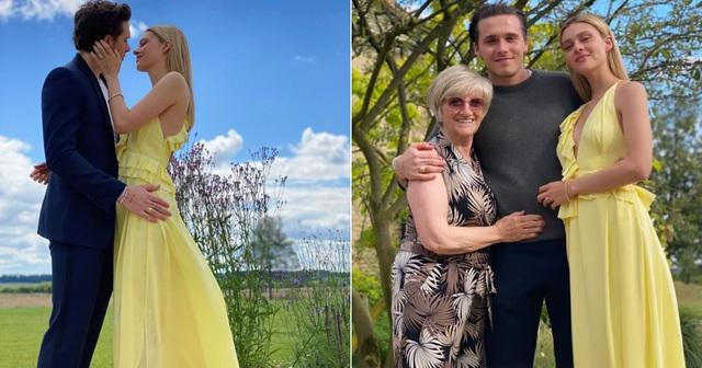 Bạn gái Brooklyn Beckham được lòng gia đình chồng tương lai - 5