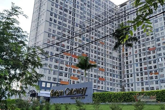 9 chung cư không có hệ thống PCCC, TP.Thủ Đức đề nghị công an xử lý - 1