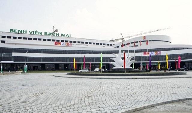Hỏa tốc đề nghị lập nơi điều trị Covid-19 tại cơ sở 2 của BV Bạch Mai - 1