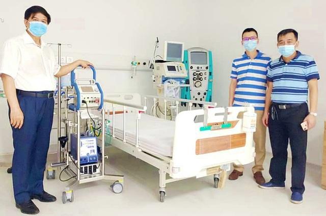 Thần tốc lập bệnh viện dã chiến 500 giường tại Hà Nam, sẵn sàng hoạt động - 4