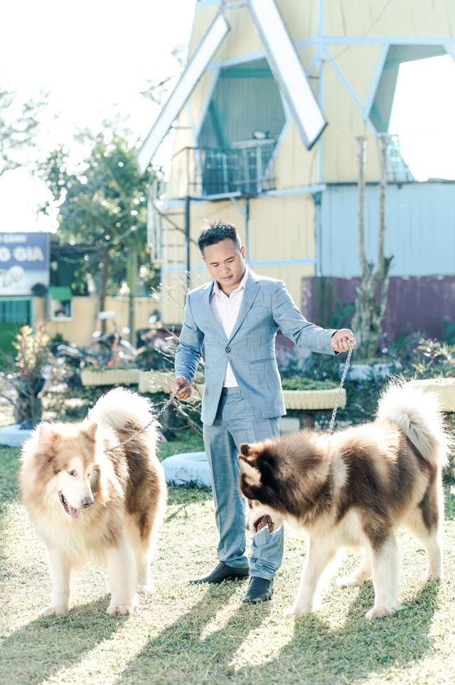 Bỏ phố về quê, chàng trai Đắk Lắk thành tỷ phú nhờ nghề… nuôi chó - 4