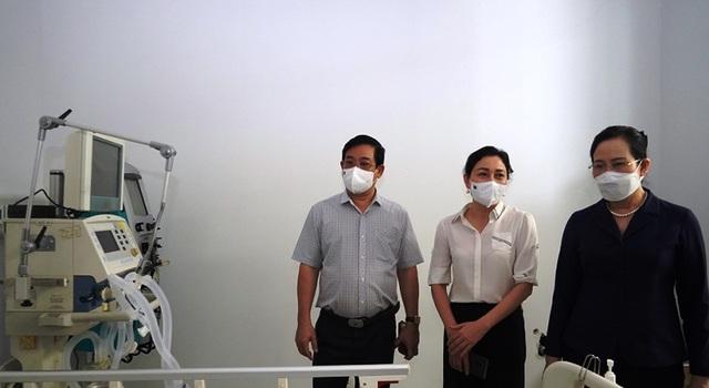 Thần tốc lập bệnh viện dã chiến 500 giường tại Hà Nam, sẵn sàng hoạt động - 3