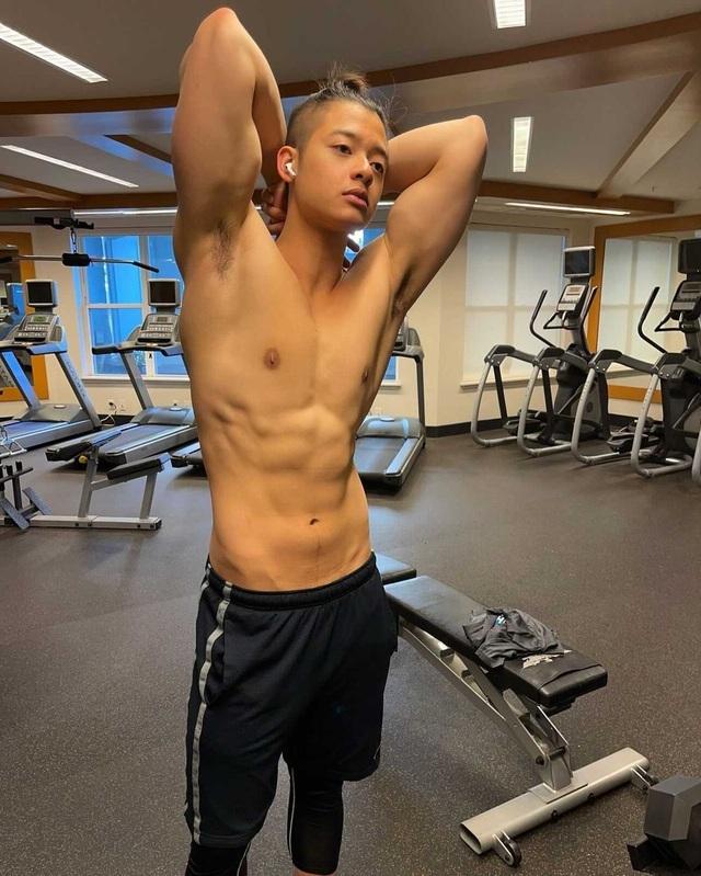 Loạt hot boy sở hữu body 6 múi gây ấn tượng thời gian qua - 3