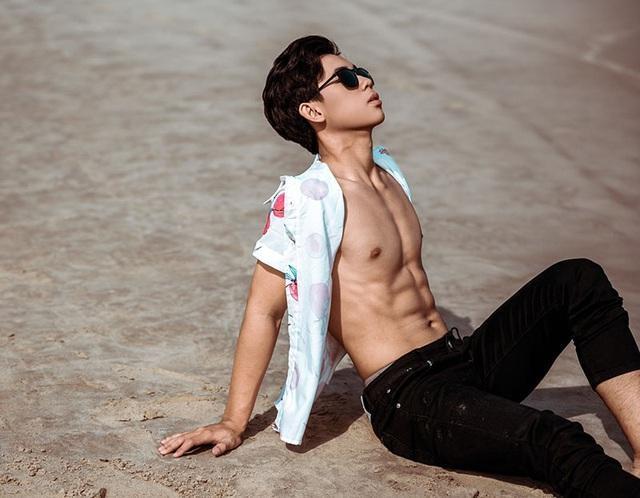 Loạt hot boy sở hữu body 6 múi gây ấn tượng thời gian qua - 5