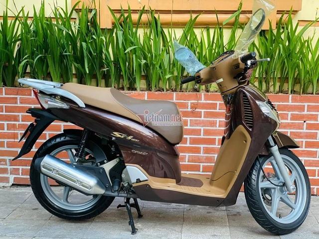 Honda SH 2008 màu sôcôla giá hơn 250 triệu đồng gây sốt - 3