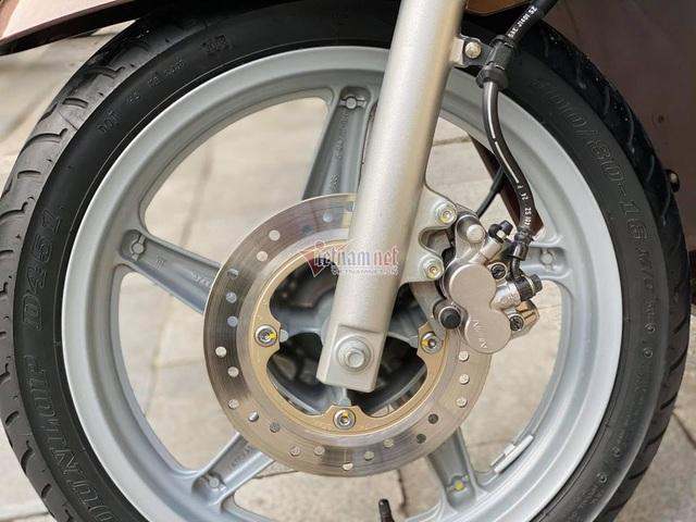 Honda SH 2008 màu sôcôla giá hơn 250 triệu đồng gây sốt - 7