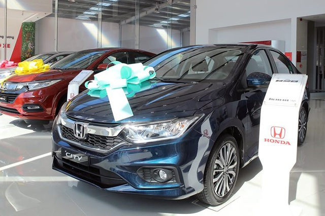Hàng nghìn xe Honda City, HR-V tại Việt Nam bị triệu hồi vì lỗi bơm xăng - 1