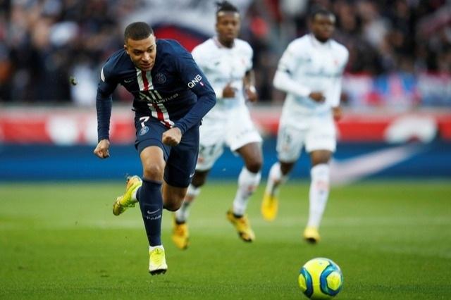 Mbappe có nguy cơ vắng mặt ở cuộc tái đấu Man City - 1