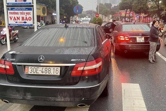 Đi Mercedes G63 biển giả tại Hà Nội, chủ xe sẽ chịu phạt thế nào? - 3