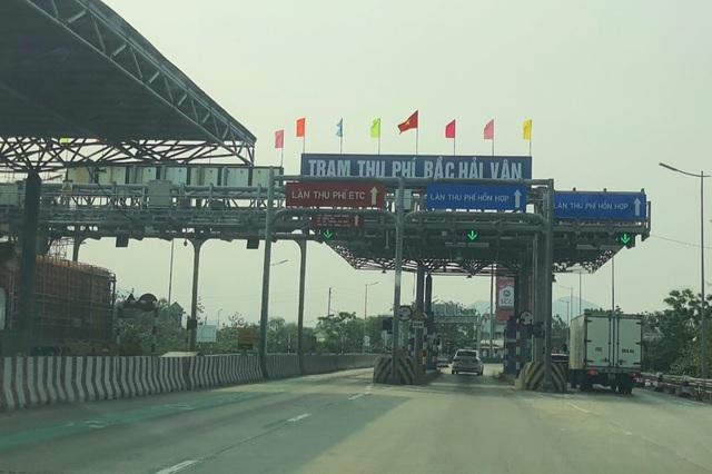 Trạm Bắc Hải Vân vẫn tăng phí dù Thừa Thiên Huế kiến nghị dời ngày - 2
