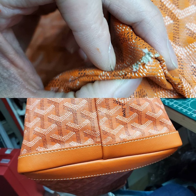 Nghề sửa túi hàng hiệu, mỗi lần hét giá 5-10 triệu đồng vẫn đông khách - 4