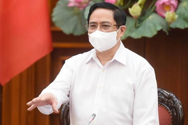 Thủ tướng: Làm rõ trách nhiệm cá nhân, tổ chức gây ra ổ dịch Hà Nam - 1