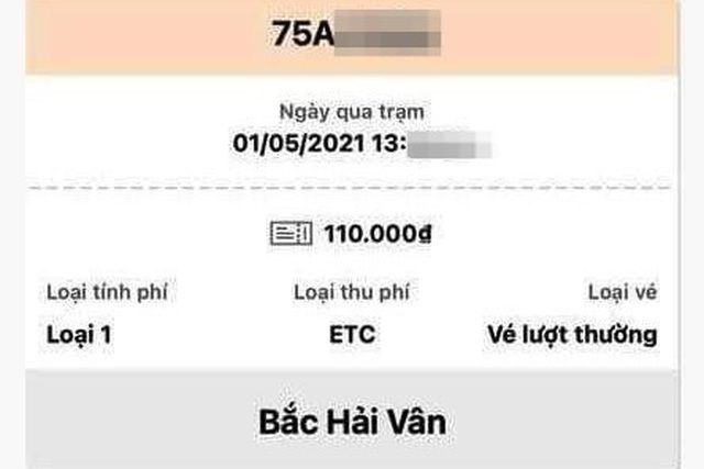 Trạm Bắc Hải Vân vẫn tăng phí dù Thừa Thiên Huế kiến nghị dời ngày - 1