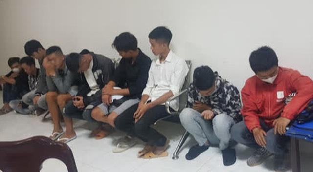 Công an đón lõng, tóm gọn đoàn quái xế từ 4 tỉnh thành về Đồng Nai đua xe - 1