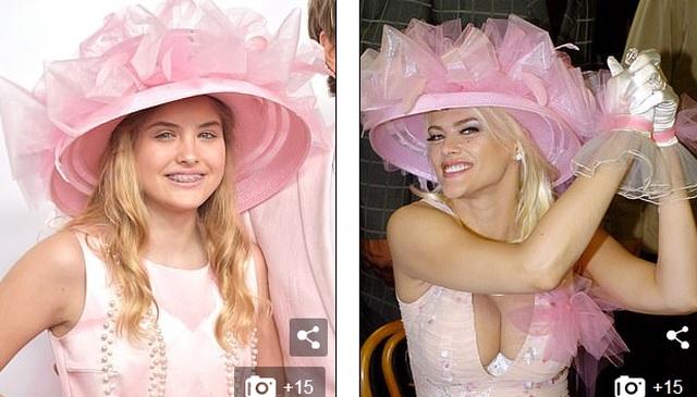 Con gái người mẫu đoản mệnh Anna Nicole Smith xinh đẹp ở tuổi 15 - 7
