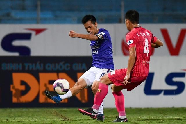 Quang Hải tịt ngòi, CLB Hà Nội vẫn thắng dễ Sài Gòn FC - 6