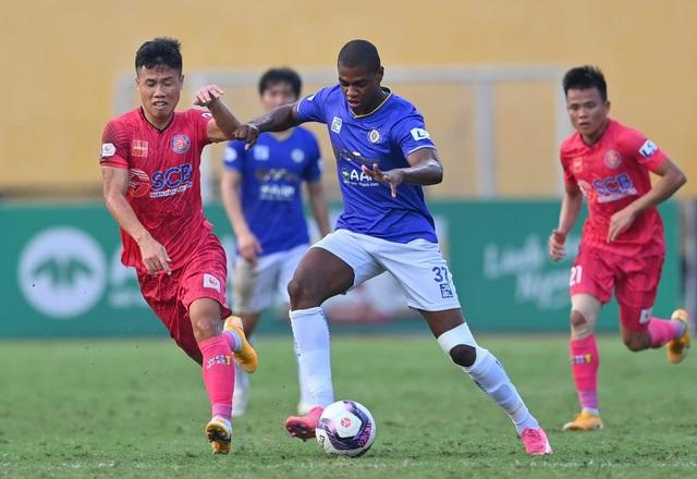 Quang Hải tịt ngòi, CLB Hà Nội vẫn thắng dễ Sài Gòn FC - 7