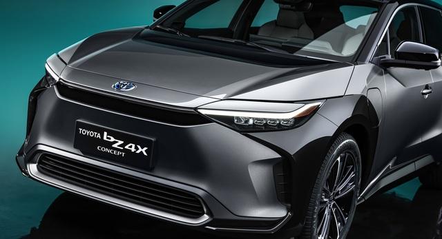 Đèn kiểu mắt hí trở thành trào lưu thiết kế trên các mẫu xe mới - 8