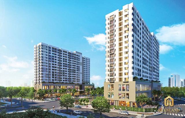 Giá căn hộ chung cư liên tục lập đỉnh - 1