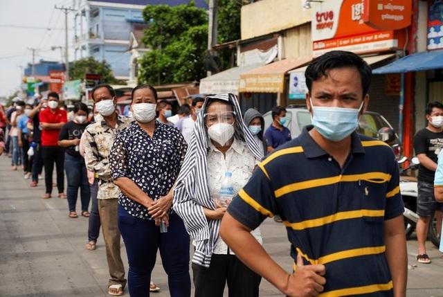 Campuchia trải qua ngày u ám, Thái Lan phá kỷ lục số người chết vì Covid-19 - 1