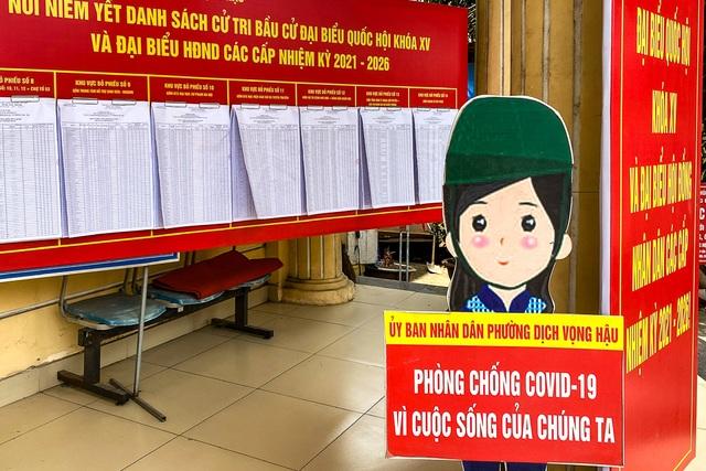 Ba điểm mới trọng tâm của bầu cử Quốc hội khóa XV - 2