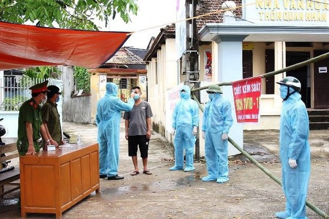 Khởi tố vụ án làm lây lan dịch bệnh truyền nhiễm tại Hà Nam - 2