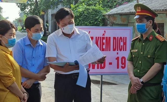 Hưng Yên: Gần 20.000 học sinh huyện Phù Cừ nghỉ học khẩn cấp vì Covid-19 - 2