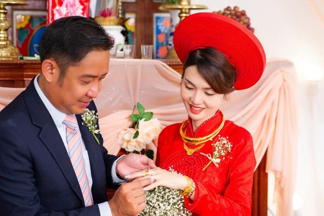 Khoảnh khắc hạnh phúc trong lễ cưới Đình Hiếu Cổng mặt trời ở Cà Mau - 6