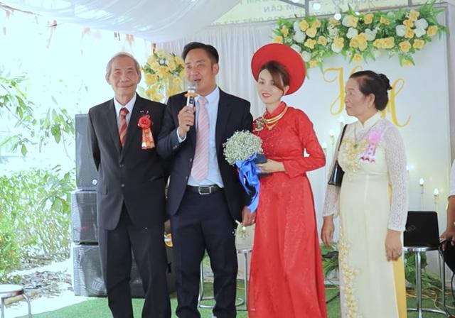 Khoảnh khắc hạnh phúc trong lễ cưới Đình Hiếu Cổng mặt trời ở Cà Mau - 8