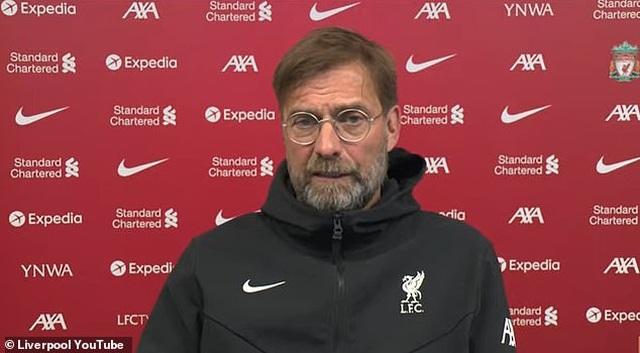 HLV Jurgen Klopp cảnh báo Van Dijk không nên tham dự Euro 2020 - 2
