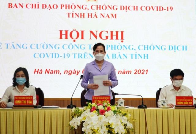 Hà Nam: Phạt hành chính, xem xét truy trách nhiệm hình sự bệnh nhân 2899 - 1