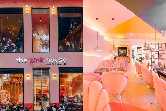 Đẹp quên lối 4 quán cà phê màu hồng mộng mơ hút khách ở Hà Nội - 1