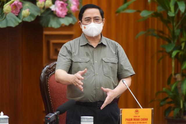 Thủ tướng: Làm rõ trách nhiệm việc để dịch bùng phát ở Yên Bái - 1