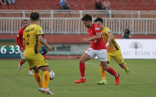 Lee Nguyễn được ca tụng sau khi giúp CLB TPHCM thắng đậm Hải Phòng - 8