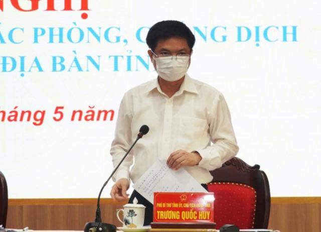 Hà Nam: Phạt hành chính, xem xét truy trách nhiệm hình sự bệnh nhân 2899 - 2
