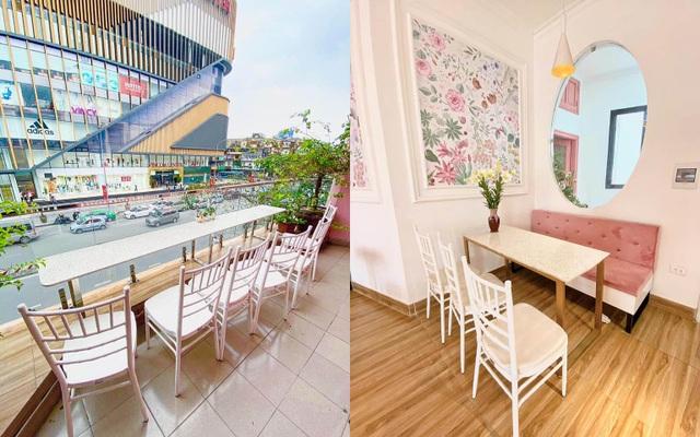Đẹp quên lối 4 quán cà phê màu hồng mộng mơ hút khách ở Hà Nội - 5
