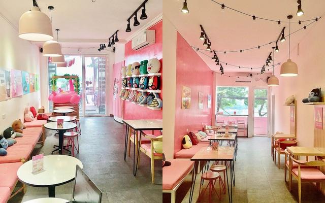 Đẹp quên lối 4 quán cà phê màu hồng mộng mơ hút khách ở Hà Nội - 6